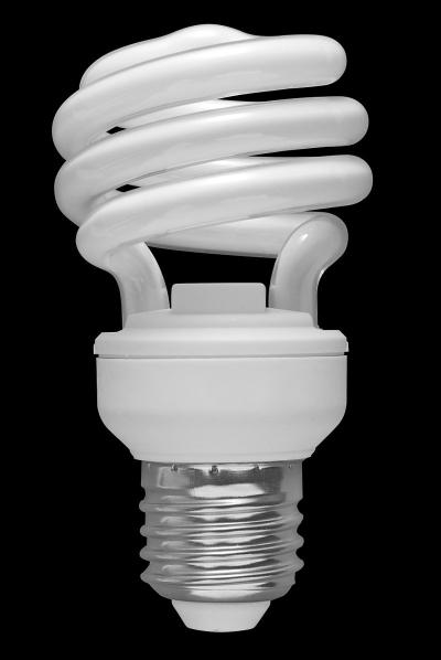 Ampoule fluo compacte