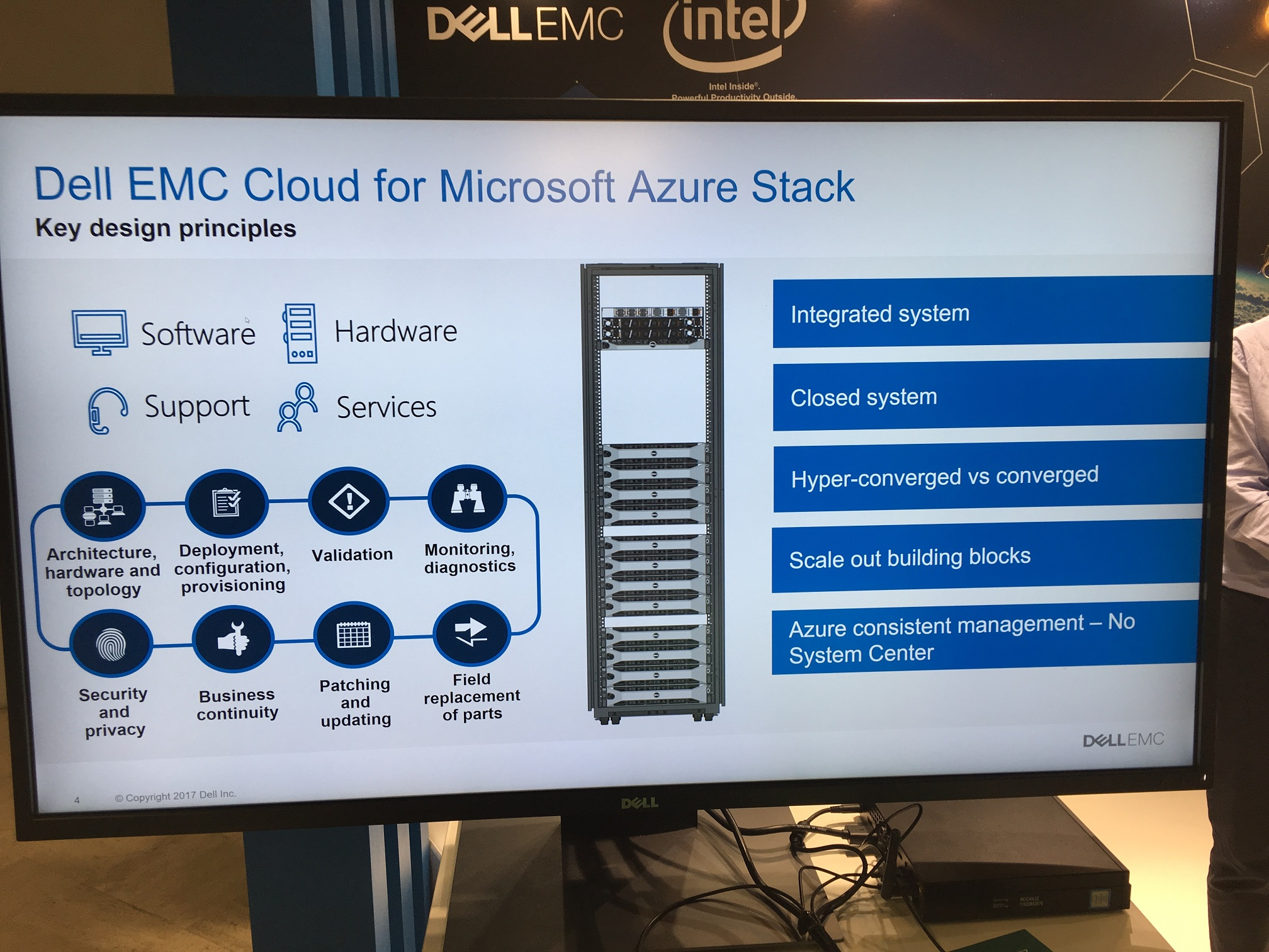 dell azure stack